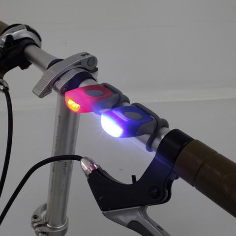 Imagem de Lanterna para Bicicleta com 2 Peças AZTEQ Alert