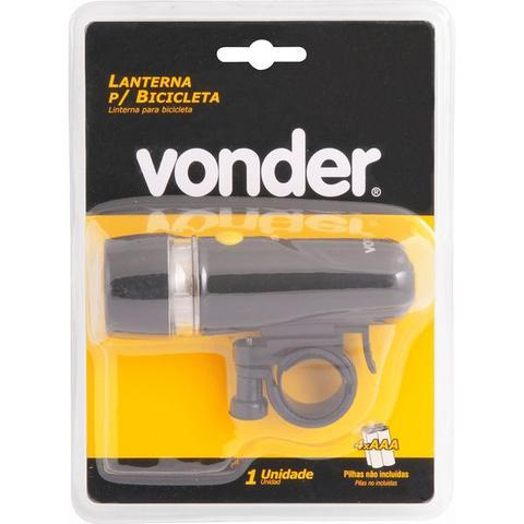 Imagem de Lanterna para bicicleta - Vonder