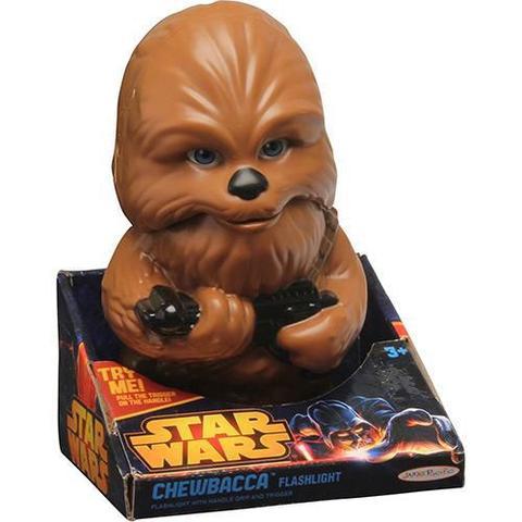 Imagem de Lanterna Star Wars - Chewbacca