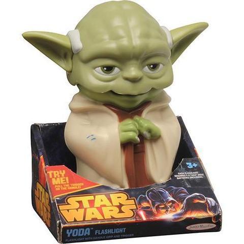 Imagem de Lanterna Star Wars - Yoda