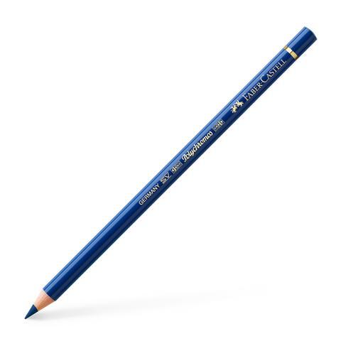 Imagem de Lápis Polychromos Faber Castell - 9201-151 Azul Helio Avermelhado