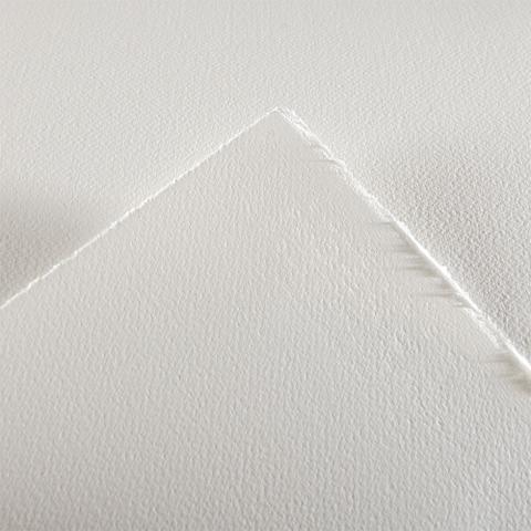 Imagem de LAquarelle Canson Héritage Grano Grueso 300g/m² 56 x 76 cm Com 10 Folhas - 60720023