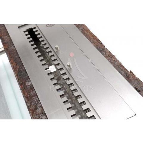 Imagem de Lareira Ecológica À Álcool (Etanol) Com Dormente de 91cm E Queimador De 61 Cm