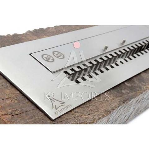 Imagem de Lareira Ecológica À Álcool (Etanol) Modelo Loa De 73cm Com Queimador De 61cm