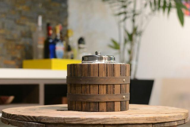 Imagem de Lareira Ecológica Álcool Queimador Individual Sala Banheiro