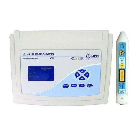 Imagem de Laser para Terapia Lasermed com Caneta Laser 650 NM 12 Watts - Carci