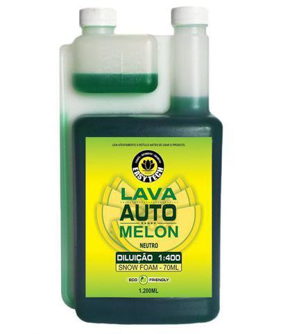 Imagem de Lava Autos Melon Super Concentrado 1:400 Easytech (1,2L)