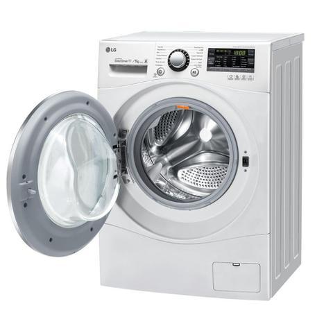 Imagem de Lava e Seca 11Kg LG Prime Touch 11Kg 127V Branca 14 Programas de Lavagem