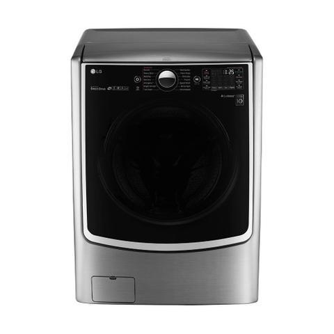 Imagem de Lava e Seca LG Twin Wash 17KG 14 Programas de Lavagem Conexão Wi-fi WD17VTS6