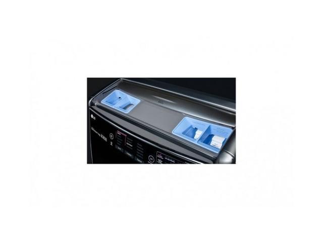 Imagem de Lava e Seca LG Twin Wash Aço Escovado 17 kg 110V  WD17VTS6