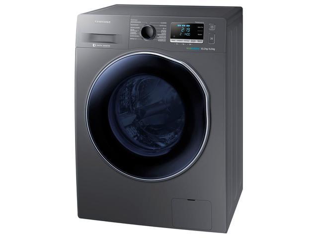 Imagem de Lava e Seca Samsung 10,2kg Inox WD6000