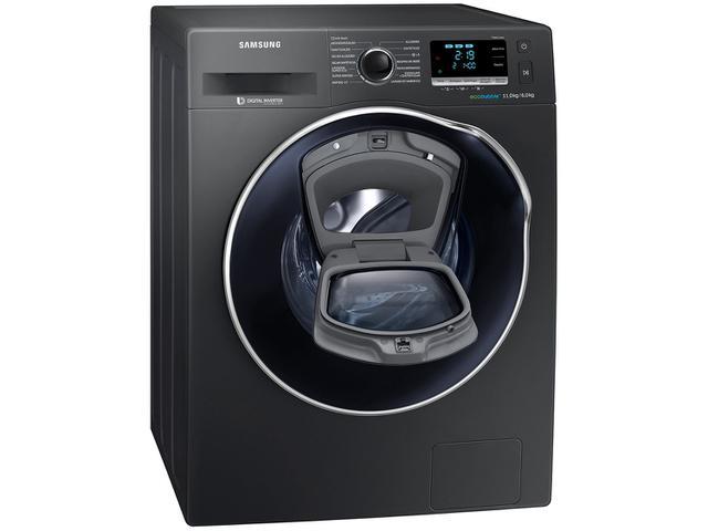Imagem de Lava e Seca Samsung 11kg AddWash WD11K6410OX