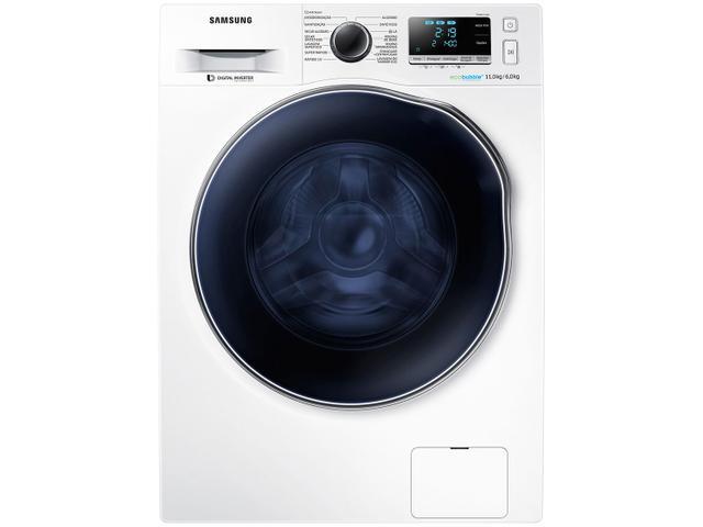 Imagem de Lava e Seca Samsung 11Kg Branca WD11J