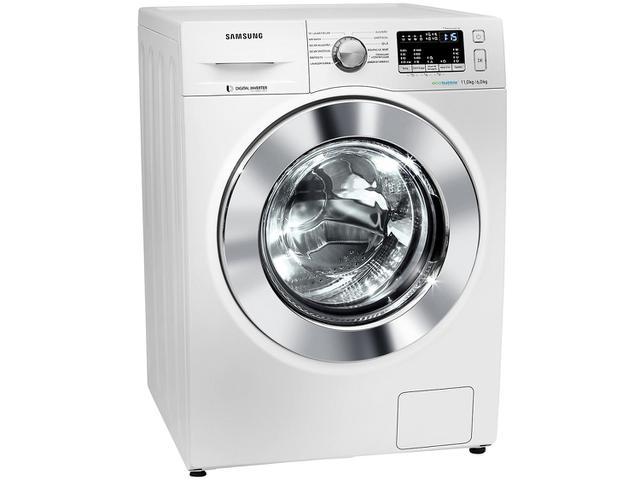 Imagem de Lava e Seca Samsung 11kg Branca