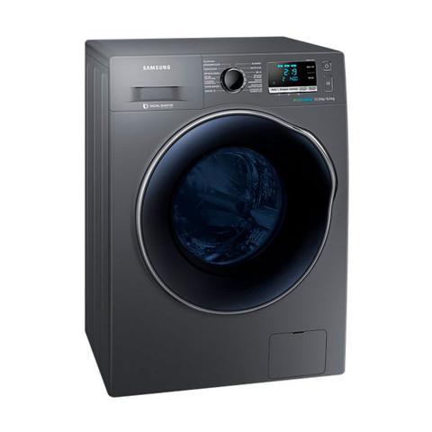Imagem de Lava e Seca Samsung 11kg com 14 Programas de Lavagem WD11J6410AX