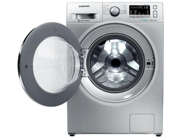 Imagem de Lava e Seca Samsung 11Kg Prata WD4000