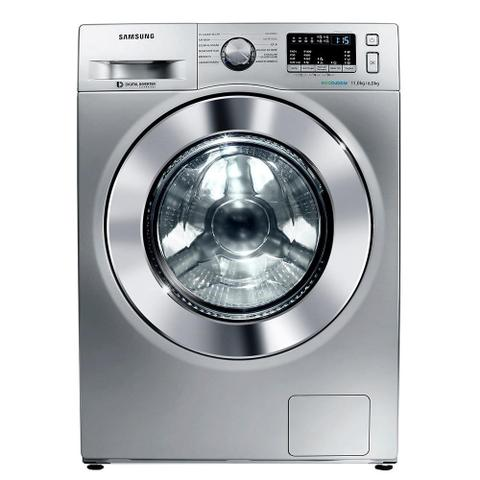 Imagem de Lava e Seca Samsung 11kg WD4000 DWD11M44530S Ecobubble Prata