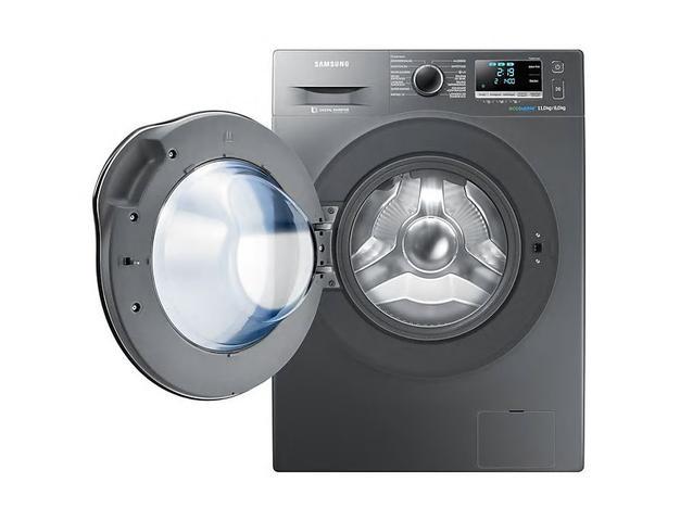 Imagem de Lava e Seca Samsung Ecobubble WD11J6410AX/AZ 11 Kg  127 Volts