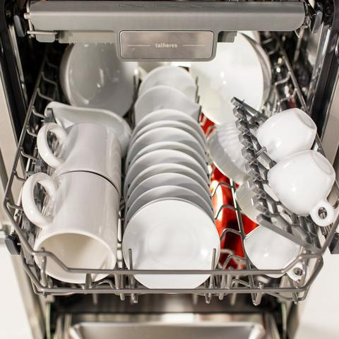 Imagem de Lava-Louça Electrolux 10 Serviços Branca (LI10B)