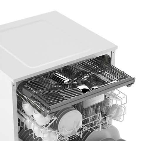Imagem de Lava-Louça Electrolux 14 Serviços Branco 127v