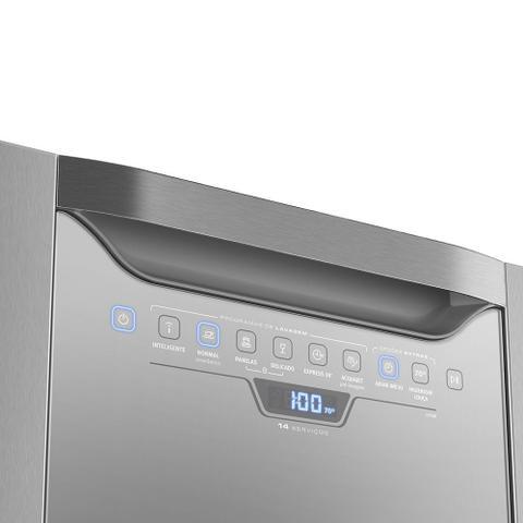 Imagem de Lava-Louça Electrolux Inox 14 Serviços (LI14X)