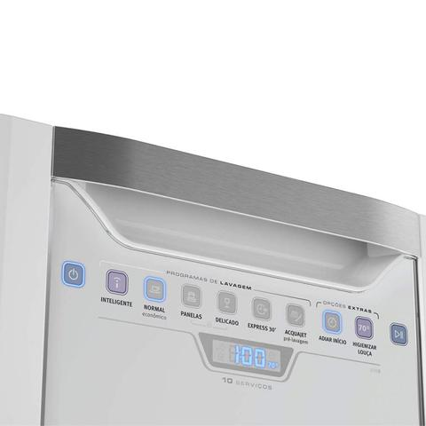 Imagem de Lava-Louças 10 Serviços LI10B Electrolux 127V Branco