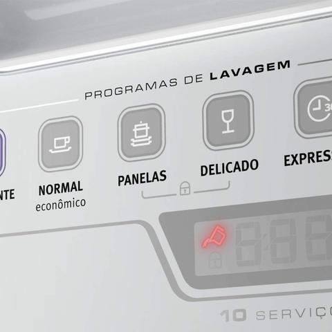Imagem de Lava-Louças 10 Serviços LI10B Electrolux 220V Branco