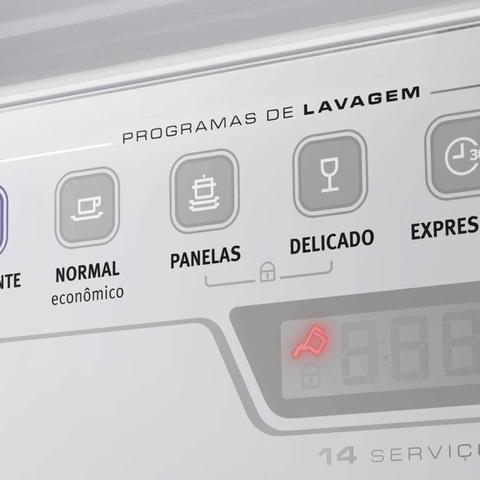 Imagem de Lava-Louças 14 Serviços LI14B Electrolux 127V Branco