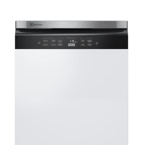 Imagem de Lava Louças Electrolux 14 Serviços Branca com Função Higienizar Compras (LL14B)
