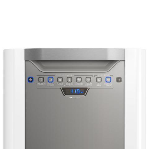 Imagem de Lava-Louças Electrolux Branca 10 Serviços (LV10B) 127V