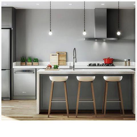 Imagem de Lava-Louças Electrolux Home Pro Inox com 14 Serviços, 7 Programas de Lavagem e Painel Digital - LP14X