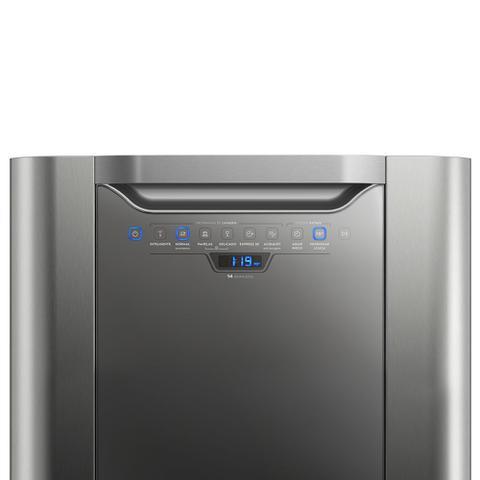 Imagem de Lava-Louças Electrolux Inox 14 Serviços (LV14X) 220V