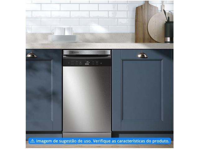 Imagem de Lava-louças Electrolux LL10X 10 Serviços