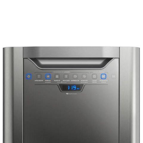Imagem de Lava-Louças Electrolux LV10X 10 Serviços Inox 127V