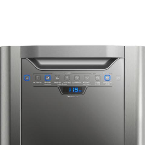 Imagem de Lava-Louças Electrolux LV10X 10 Serviços - Inox