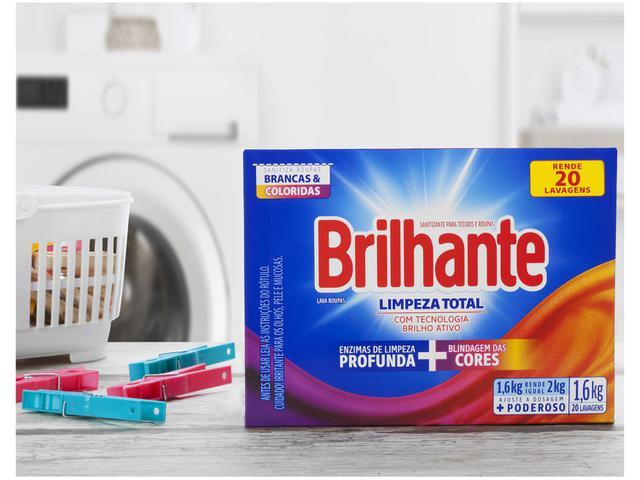 Imagem de Lava Roupas Sanitizante em Pó Brilhante