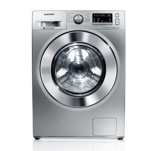 Imagem de Lava  Seca Samsung 11kg Prata 127V WD4000 WD11M44530S/AZ