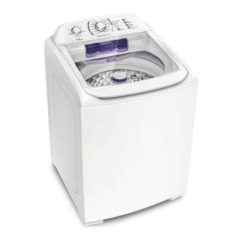 Imagem de Lavadora Branca com Dispenser Autolimpante e Tecnologia JetClean Electrolux (LPR13)