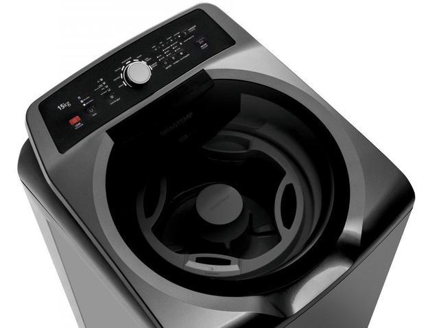 Imagem de Lavadora Brastemp 15Kg Double Wash Grafie 127v BWD15A9