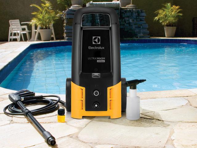 Imagem de Lavadora de Alta Pressão Electrolux Ultra Wash