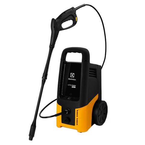Imagem de Lavadora de Alta Pressão Electrolux Ultra Wash UWS31, 2200PSI, 1800W, Preto/Amarelo - 220V