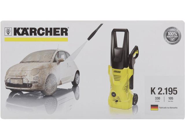 Imagem de Lavadora de Alta Pressão Karcher K 2 1600 Libras