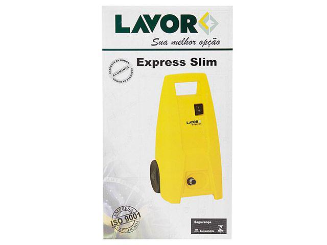 Imagem de Lavadora de Alta Pressão Lavor Express Slim