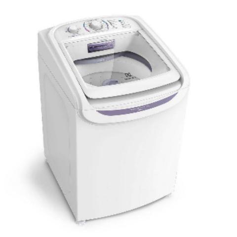 Imagem de Lavadora de roupa lac 13 dispenser autolimpante branca electrolux