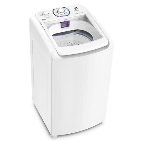 Imagem de Lavadora de Roupas Automática Electrolux 8,5kg LES09 Branca