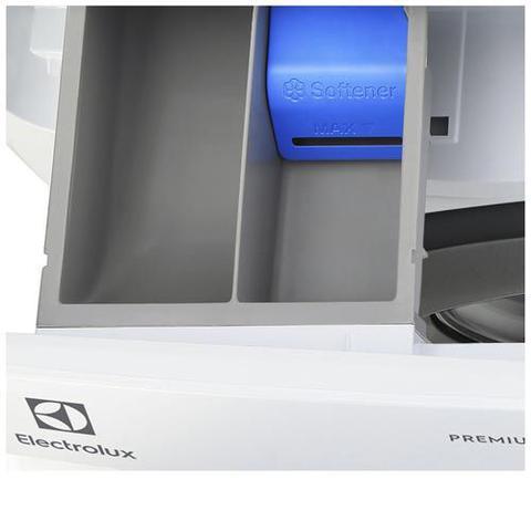 Imagem de Lavadora de Roupas Electrolux 11 kg Premium Care Branca com 08 Programas de Lavagem e Vapour Care - LFE11