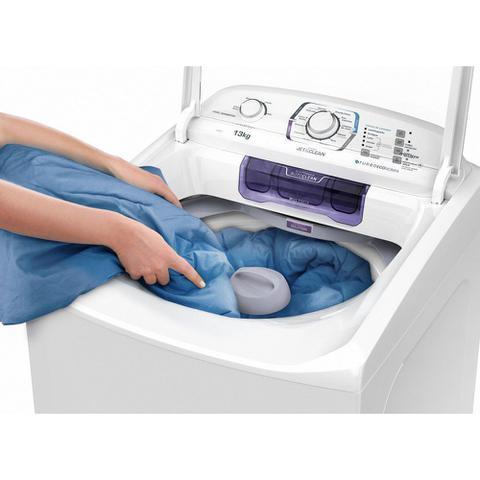 Imagem de Lavadora de Roupas Electrolux 13Kg Automática 12 Programas de Lavagem LAC13