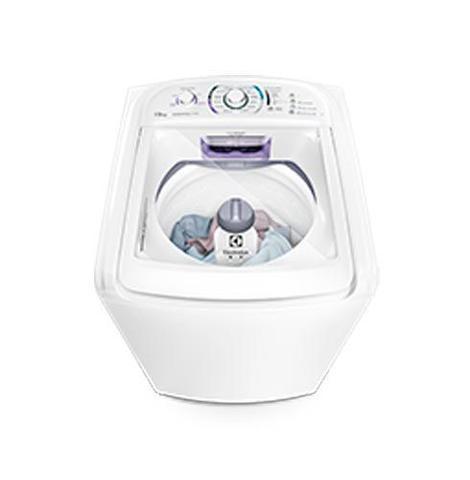 Imagem de Lavadora de Roupas Electrolux 15kg Essencial Care Branca com 12 Programas de Lavagem - LES15