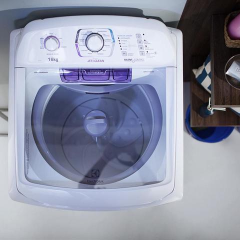 Imagem de Lavadora de Roupas Electrolux 16kg LAC16 Branca