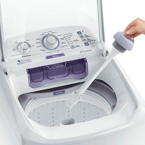 Imagem de Lavadora de Roupas Electrolux Automática 8.5kg LAC09